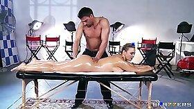 Erotic Massage First Huge Cock