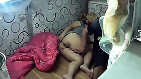 Amateur Brunette Amatuer sex with Clay in bedroom
