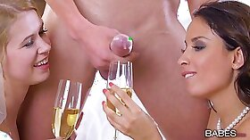 Awesome Anissa Kate gets naked for each surprise
