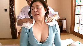 Asian hooker mature humping fat dick
