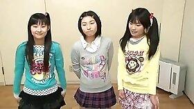 Crazy Japanese model Utsuki Fujimura in Amazing JAV uncensored Small Tits movie