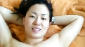 Chinese Big Chin Male With Machine