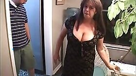 Big Titted Mexican MILF Anal Banged and Creampied