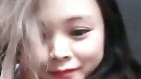 Chinese Girl Being Banged On Videotaped Cam