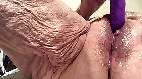 Busty cum slut Masturbation