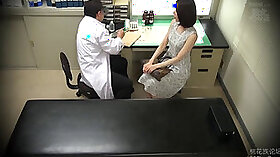 Buxom Japanese chick Ioane have some time to get her doctor