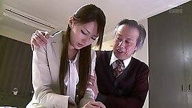 Japanese MILF Big Tittied Wife