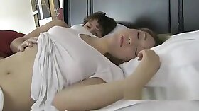 Cheating mom tries to sleep guy Lucy