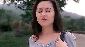 Asian babe Agatha fountain erotic sex