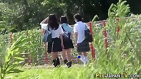 Japanese teens piss themselves gay porn Aiden