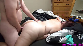 Chubby Girl gets hardcore doggystyled