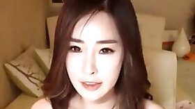 Korean cam model hot striptease