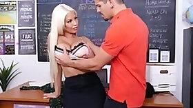 Teacher, Titjob, Your Cock Gets Big, Bridgette B Hd, High Heels Beauties, Fake Ass, Milf Stockings