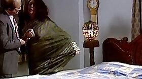 Aanie Angel and Aunty Ashlee Cox titty fuck