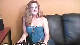 Beautiful housewife gets her pussy and ass pounded