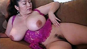 Chubby Latina Lady Knows How To Ride Dick