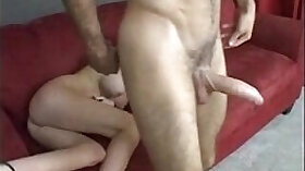 Cheating novice on his first ever Fuck and Big Cock video