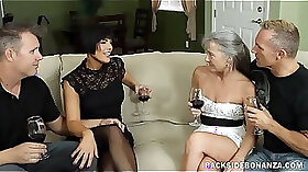 Couples and orgy party - OCM Video