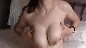 Chubby redhead first porn xxx sprayed with cum