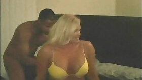 Artists Interracial Lovemaking at Pool