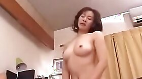 Amazing step mom rides my cock