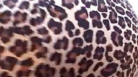 Big Thick Interracial Skinny Ebony Slut Gets Rough Anal