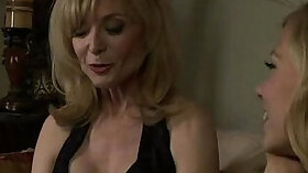 Cute sweetie Nina Hartley gets her yummy pussy eaten and fucked